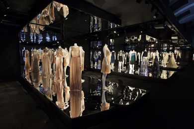 Collette Dinnigan: Unlaced by Museum of Applied Arts and Sciences in collaboration with Anna Tregloan, consultant designer.