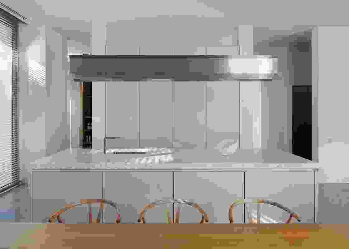 SLD Residence by Davidov Architects.