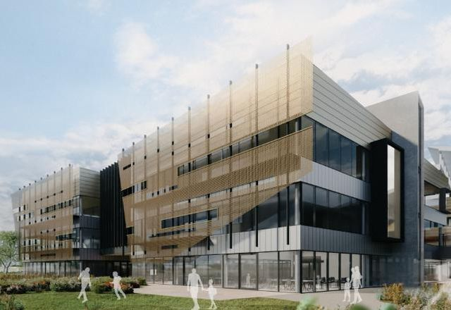 Cox Architecture and Thomson Rossi's design for the new secondary school in Whyalla.