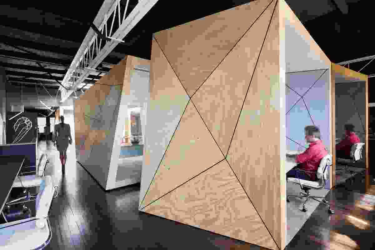 Compulsive Productions by Matt Gibson Architecture + Design.