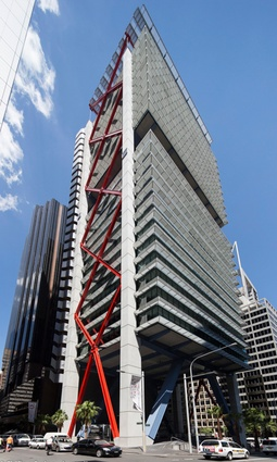 8 Chifley Square by Lippmann Partnership/Rogers Stirk Harbour & Partners.