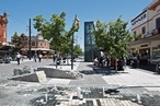 Hargreaves Mall by Rush\Wright Associates