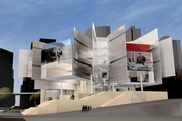 Museum of Contemporary Art (NSW) by FJMT.