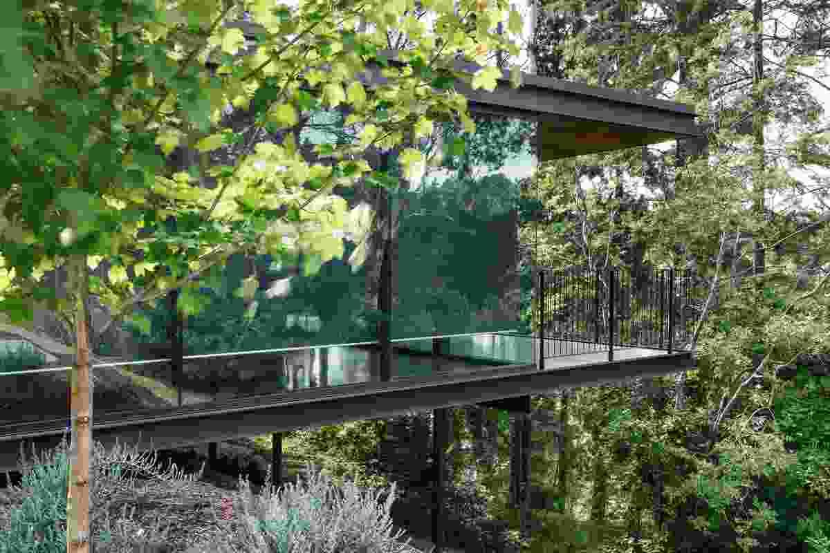 Stirling Residence by Adam Johnson Design.