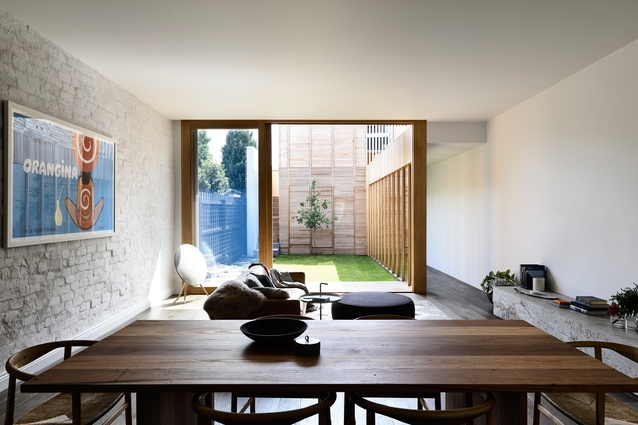 CH House by Wellard Architects.