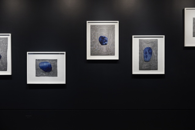 <i>The sea between A and I</i> 2014 – 15 on display in NGV Triennial at NGV International, 2017.