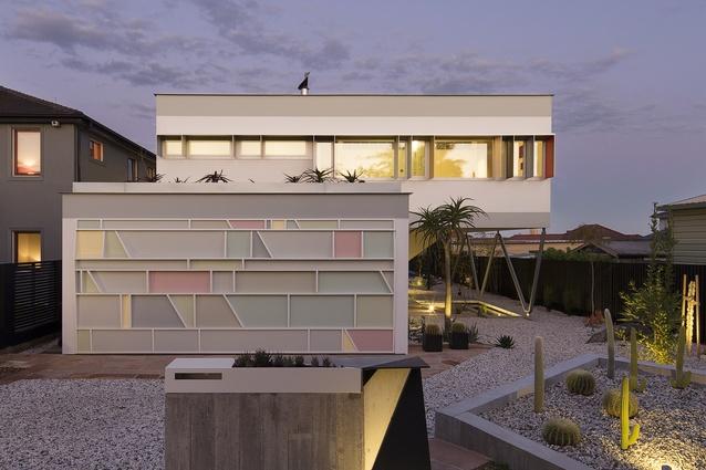 Noble Hughes Residence by David Boyle Architect.