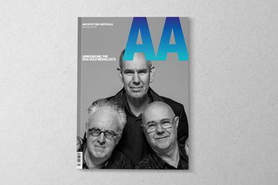 Architecture Australia May/June 2016.