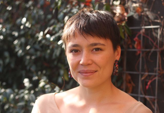 Catriona Li Bisset.