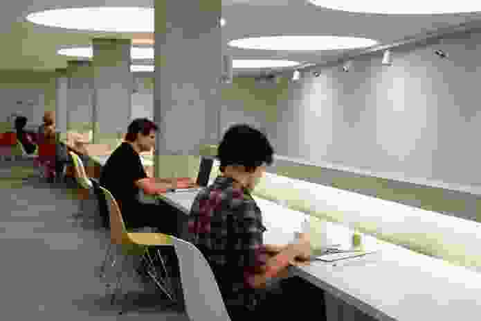 Working Gallery, Faculty of the Built Environment, University of New South Wales.