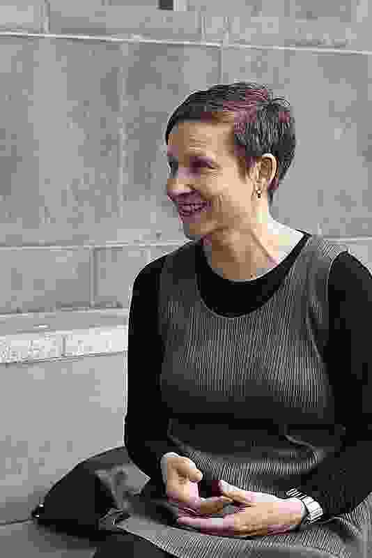 Lori Brown feminist, activist architect.