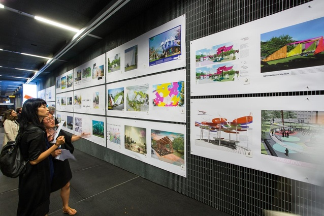 2019 NGV Architecture Commission winner announcement.