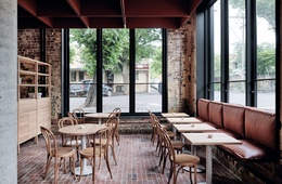 2018 Eat Drink Design Awards: Best Cafe Design