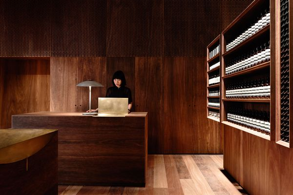 Aesop Emporium by Kerstin Thompson Architects.