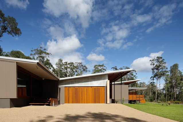 2013 sunshine coast queensland regional architecture - Maison architecte queensland tim ditchfield ...