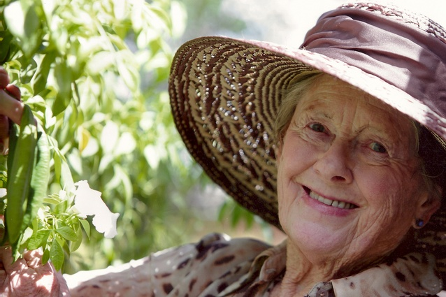 Marion Blackwell, one of the women featured in WA Women in Landscape Architecture by Greg Grabasch UDLA.