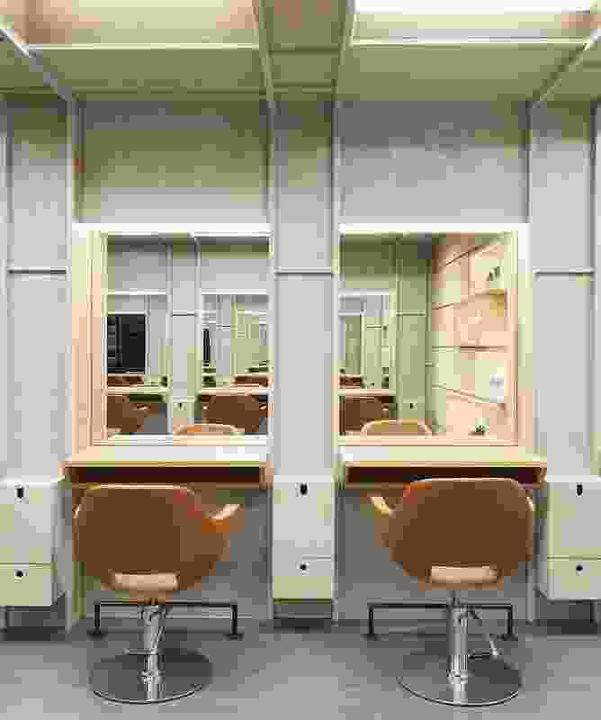 Roji Salon by Craig Tan Architects