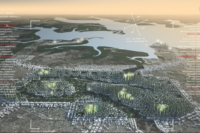 Commendation: Made in Australia: The Future of Australian Cities by Dr Julian Bolleter and Professor Richard Weller (Perth).