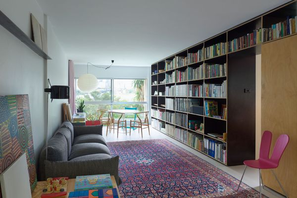 Potts Point Apartment – Anthony Gill Architects