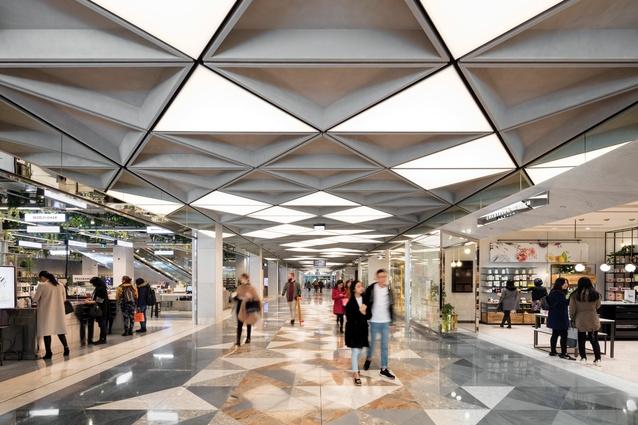 Monaro Mall, Canberra Centre by Universal Design Studio and Mather Architecture.