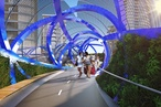 Construction begins on $40m bike and pedestrian bridge in Sydney