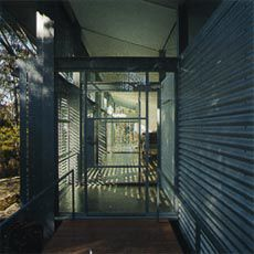 Simpson-Lee House, Mount Wilson, NSW, 1989-1994. Image: Anthony Browell.