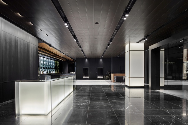 Collins Square Business and Events Centre Melbourne by Carr.