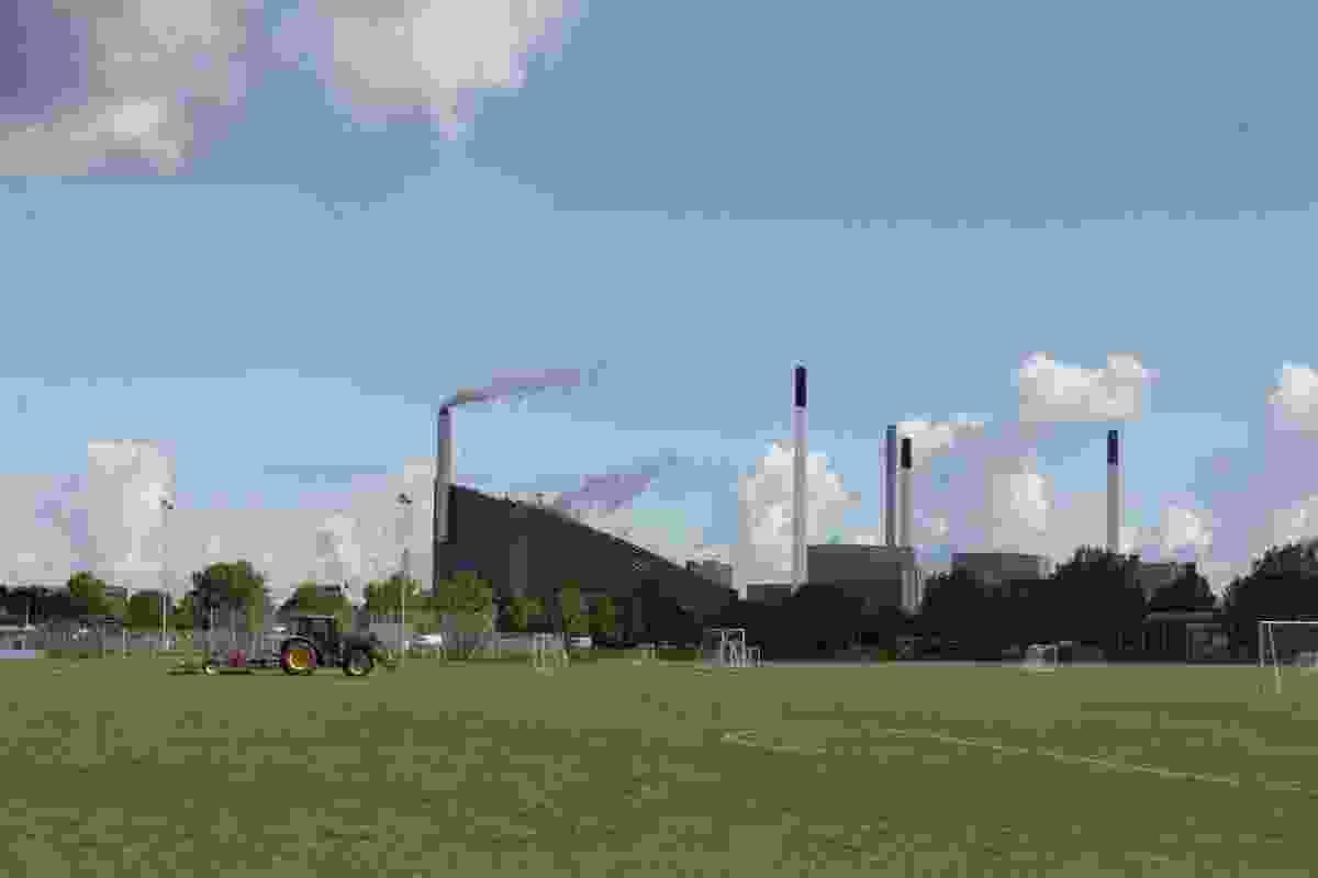 CopenHill by Bjarke Ingels Group.