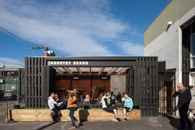 Industry Beans by Figureground Architecture.