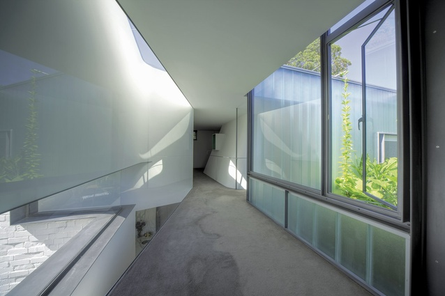 Garden House – Durbach Block Jaggers Architects.