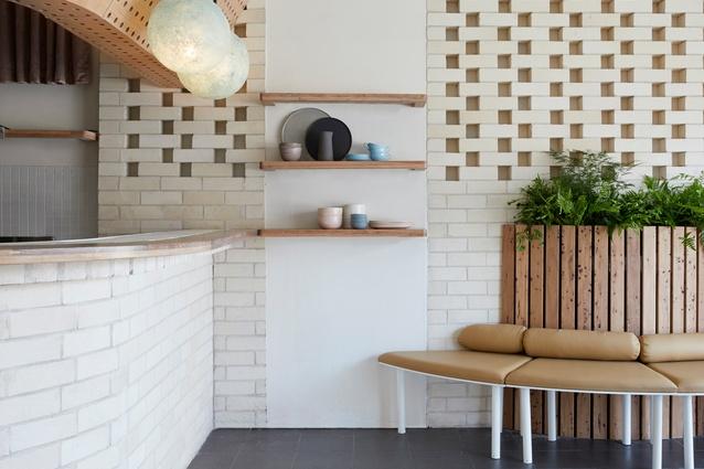 The Dessert Kitchen by Matt Woods Design.