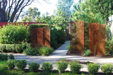 Taylor Cullity Lethlean's Australian Native Garden, Adelaide Botanic Gardens.