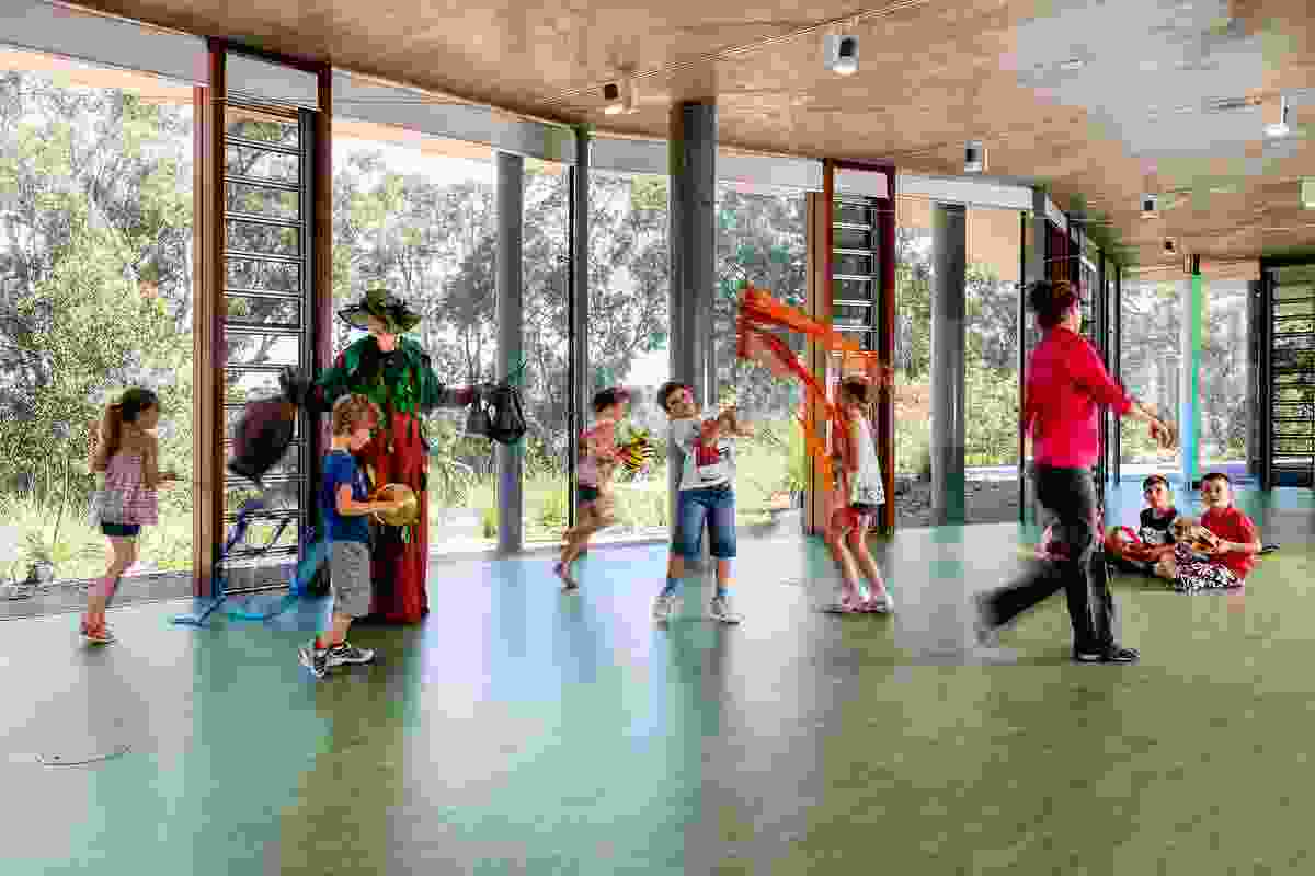 The centre has been popular with schools since opening.