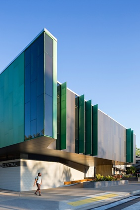JCU Education Central Wilson (Townsville) by Wilson Architects with Architects North.