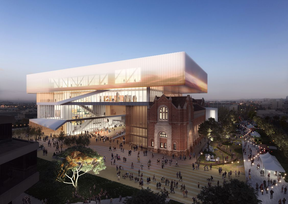 Hassell, OMA reveal