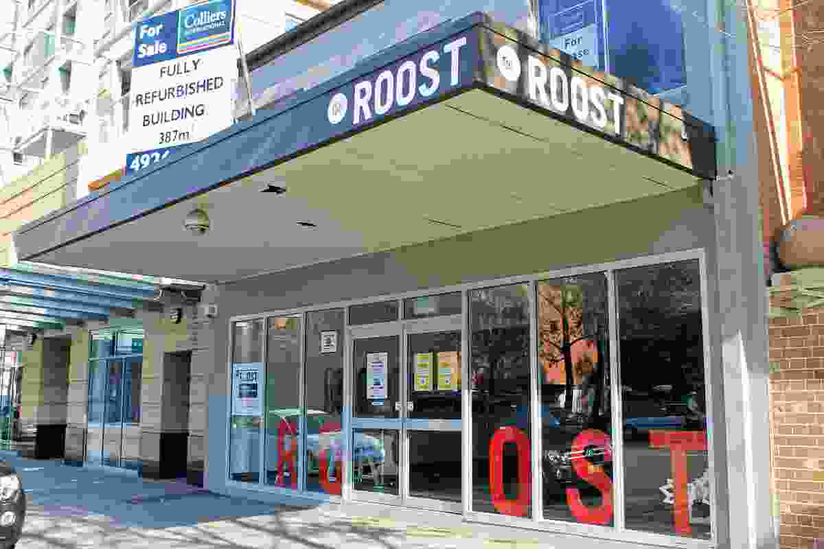 The Roost Creative is one of many tenants under the Renew Newcastle scheme that has a short-term licence with the property owner.