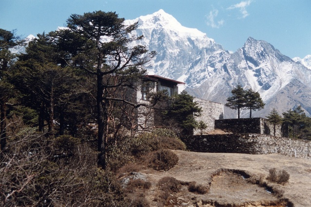 Hotel Everest View, Syangboche, Nepal.