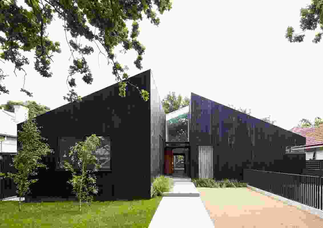 Cedar House by JPE Design Studio.