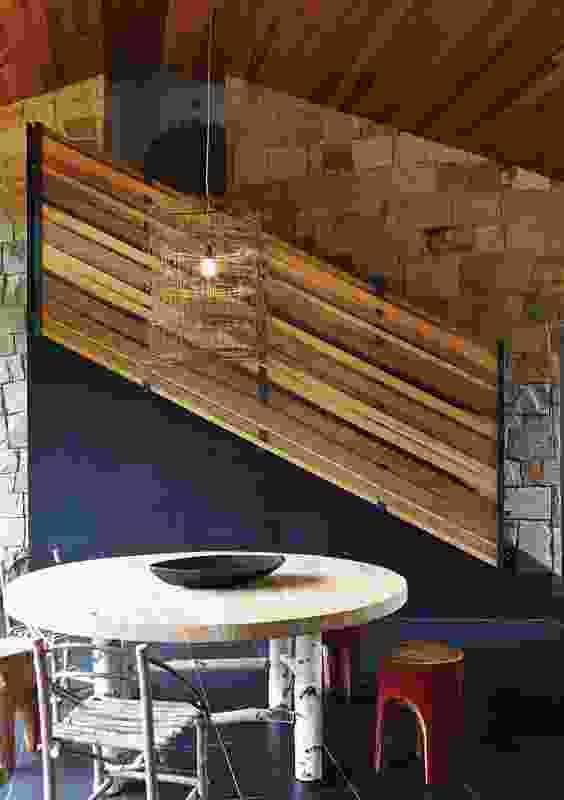 Coledale Eco Lodge by Hare + Klein Interior Design.