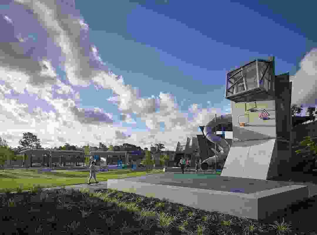 Frew Park by Brisbane City Council.