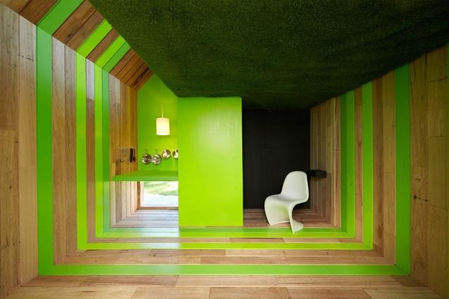 Open House – Nixon Tulloch Fortey Architecture.