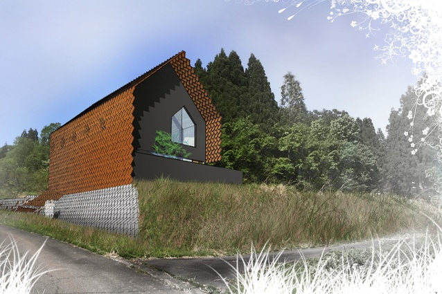The proposal by Andrew Maynard Architects.