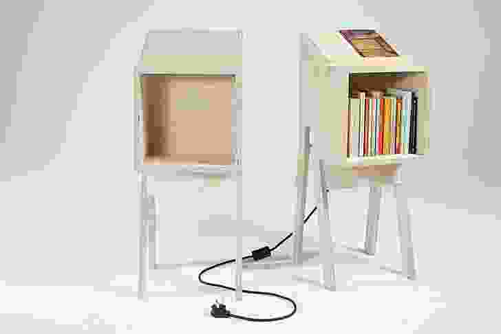 Bedside Library by Owen & Vokes.