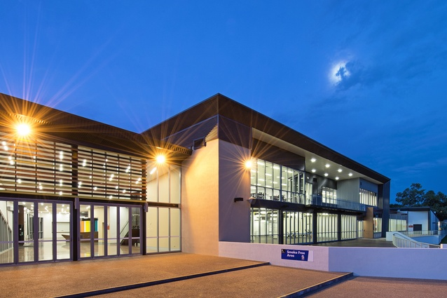 Michael Long Learning & Leadership Centre by Hames Sharley.