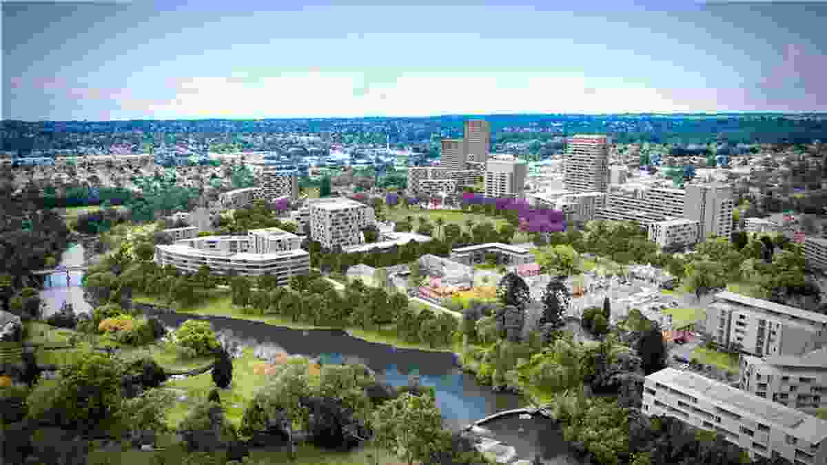 The NSW state government has earmarked Parramatta North for redevelopment, with $100 million to be spent refurbishing the historic sites