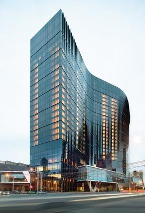 Crown Metropol Architectureau