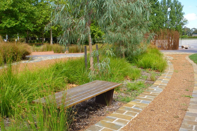 2012 AILA National Landscape Architecture Award Design