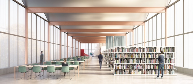 Lorenteggio library by Urtzi Grau, Jocelyn Foimovich, Stefano Rolla and Laura Signorella.