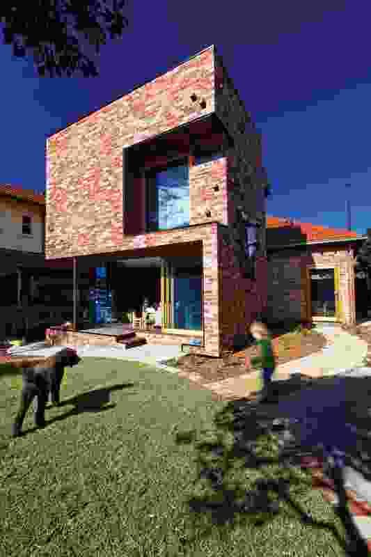 Ilma Grove House by Andrew Maynard Architects (Vic).