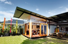 2013 Houses Awards: Sustainability